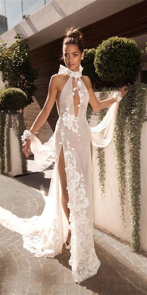 30 Wonderful Beach Wedding Dresses For Hot Weather   Beach