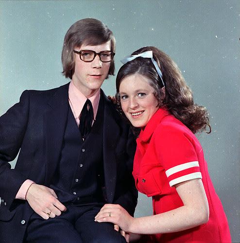 Paar Dekker - Van Bergen