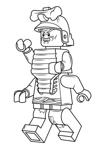 lego ninjago lord garmadon coloring page  free printable