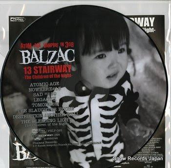 BALZAC 13 stairway / the children of the night
