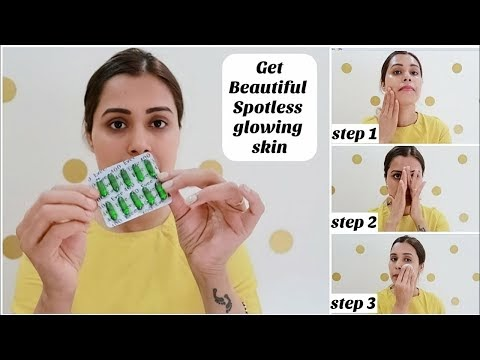 Vitamin E Oil Skin Treatment |Get Beautiful, Spotless, glowing Skin
