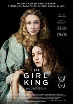 The Girl King Filmplakat
