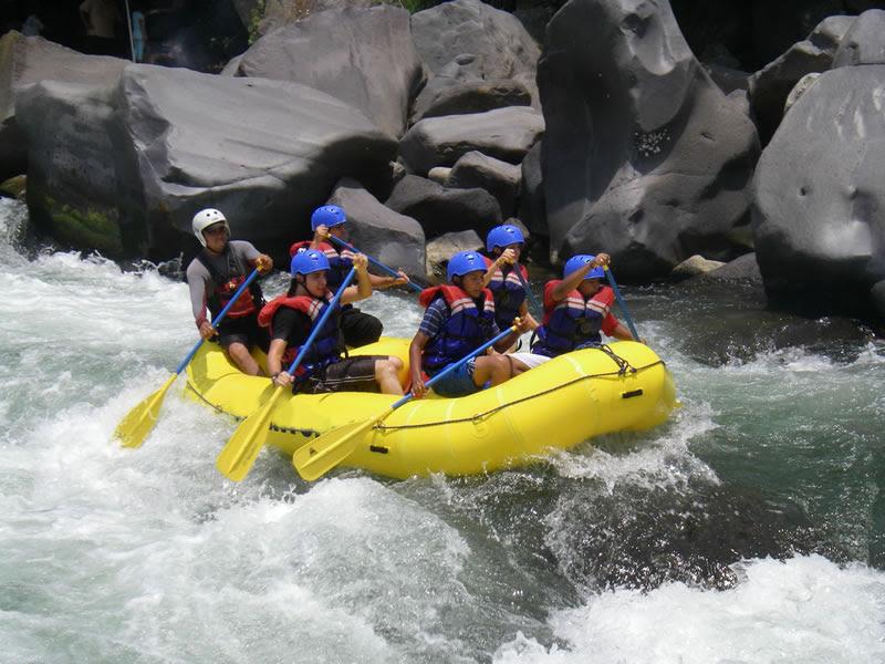 Rio Filobobos Descenso En Rio Rapidos Tirolesa Ecoturismo Fogata Caminata Rapidos de Filobobos Rio Bobos Cuajilote