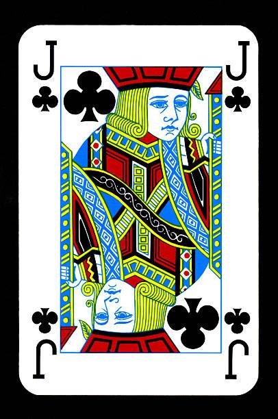 長方形 ジャックのカード のスマホ壁紙id184845539トランプクラブ