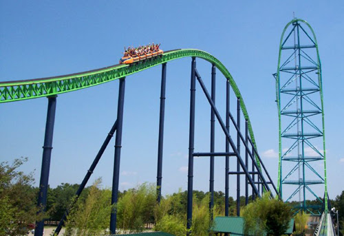 six flags great adventure nj map. Six Flags Great Adventure,