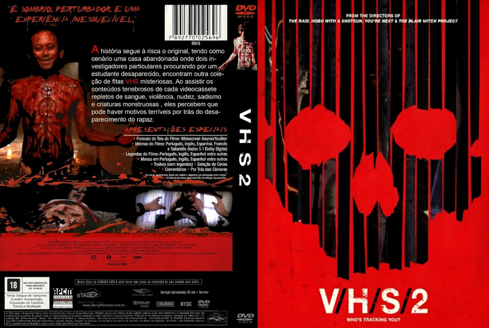V/H/S 2 Torrent - BluRay Rip 1080p & 720p