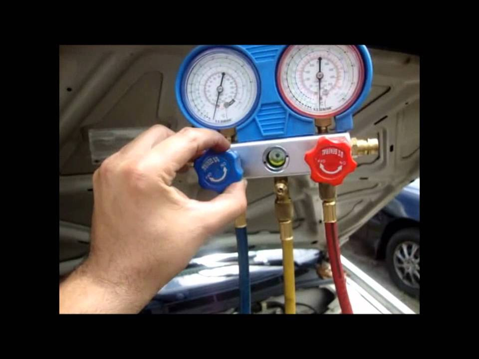 aire acondicionado split cargar gas aire acondicionado casa