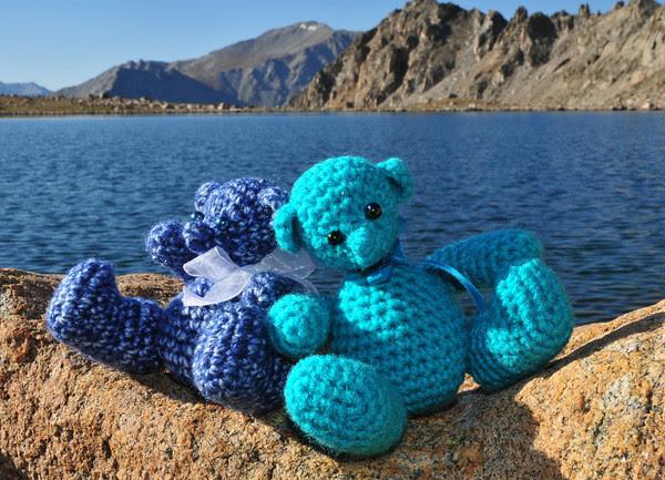 Bear Lake (big grin!)