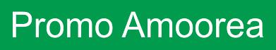 Promo Amoorea