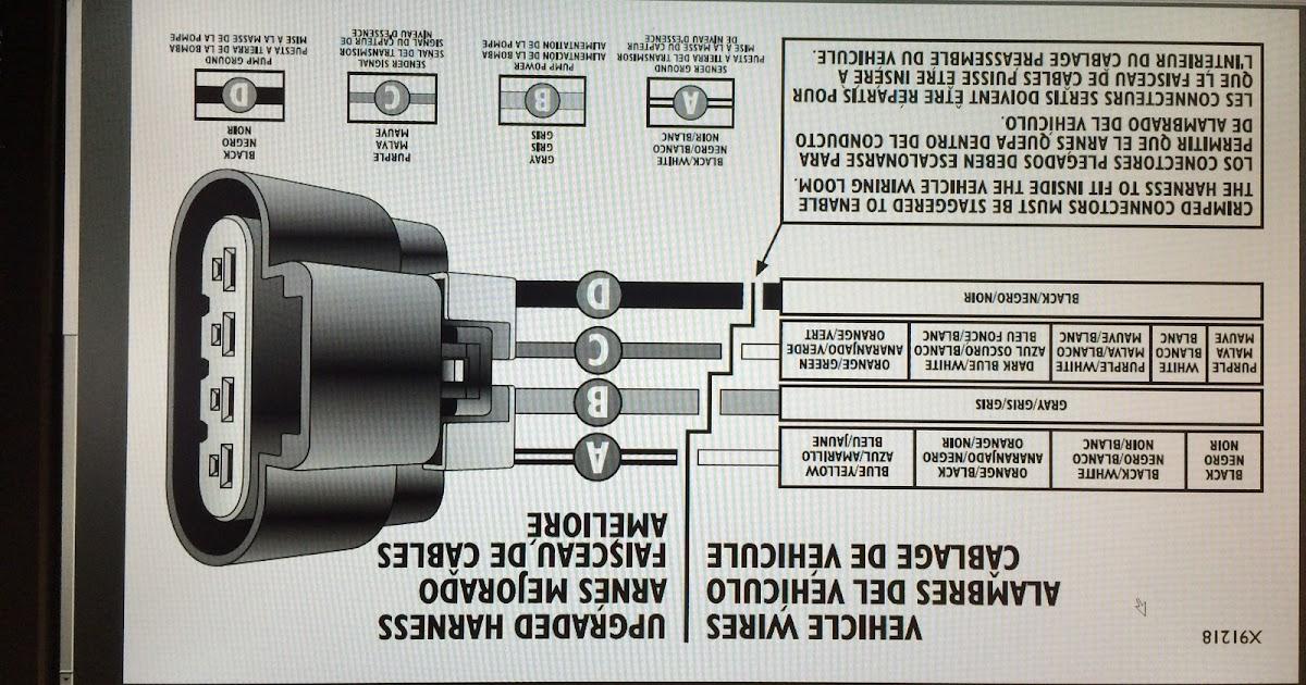 1993 Dodge Dakota Stereo Wiring Diagram