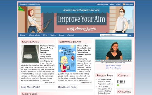 Improve Your Aim with Alison James