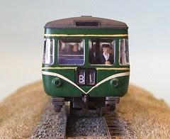 Railcar front end