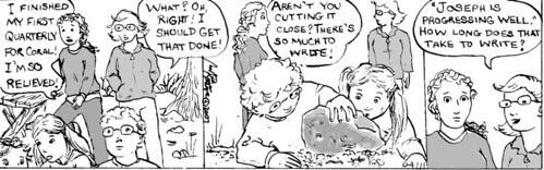 Home Spun Comic #52