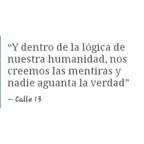 Tumblr Frases Calle 13 Canciones En Espanol Sahasim