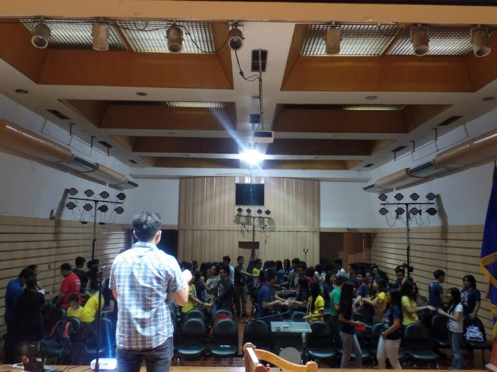 VoiceMaster talks about Generation Z in PNU
