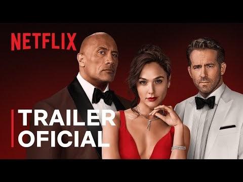 """CINEMA: Estrelado por Dwayne Johnson, Ryan Reynolds e Gal Gadot, """"Alerta Vermelho"""" ganha data de estreia nos cinemas nacionais (COM VÍDEO)"""