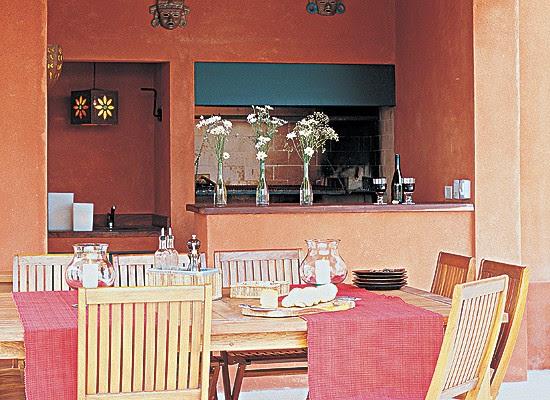 quincho, parrilla, decoracion, diseño, muebles
