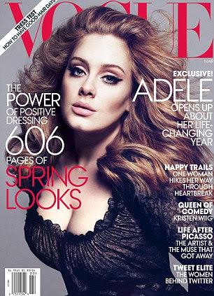 Entrevista completa aparece na Vogue
