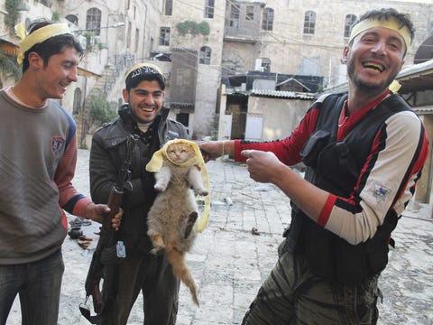 Reuters Syria Rebels
