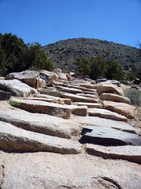 Stone Mountain Elevation Change : Avoiding regret photo essay ryan mountain trail