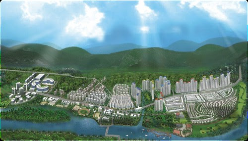 Magarpatta's Nanded City, Pune - 700 acre mega township on Sinhagad road, Pune