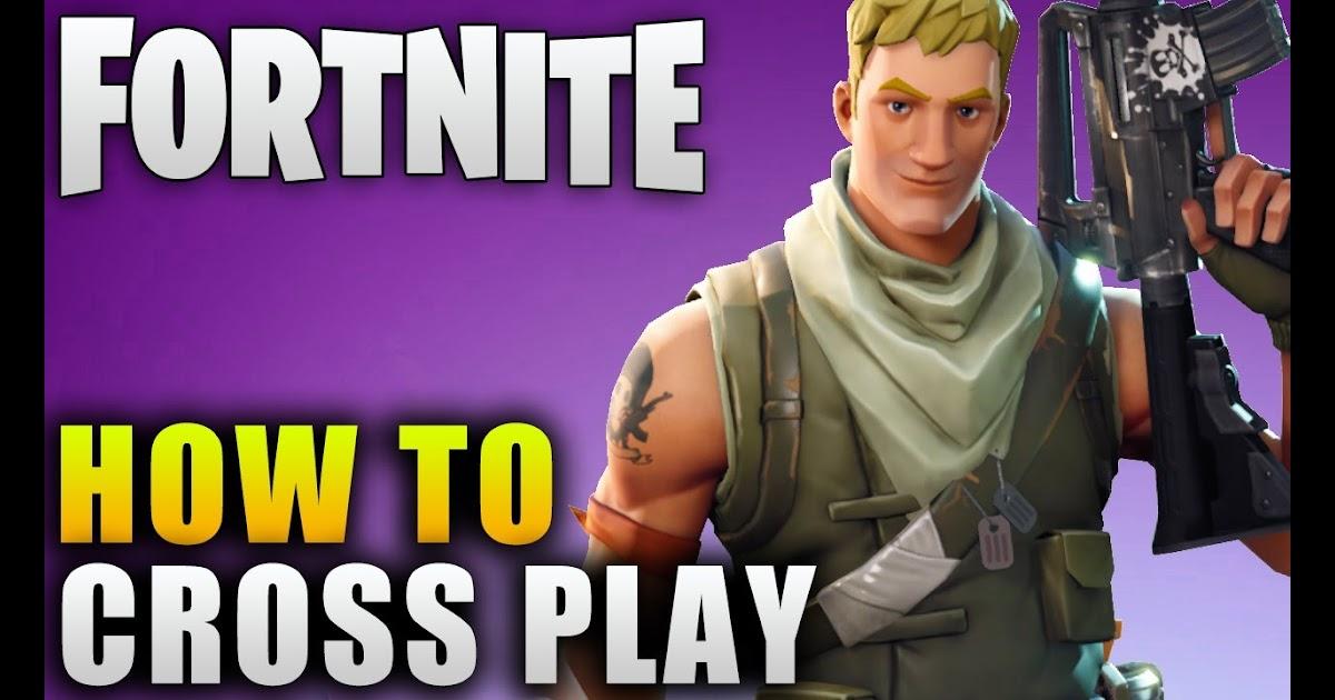 Can You Play Fortnite Mobile Cross Platform