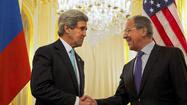 U.S., Russian diplomats agree to work with Ukraine's government