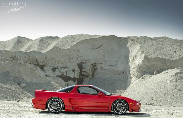 Acura NSX - 1991