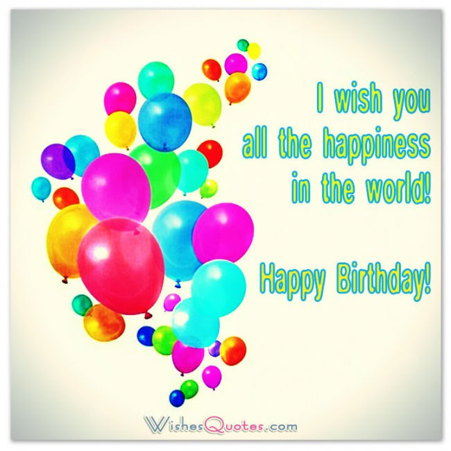 beautiful happy birthday wishes card pictures quoteambition