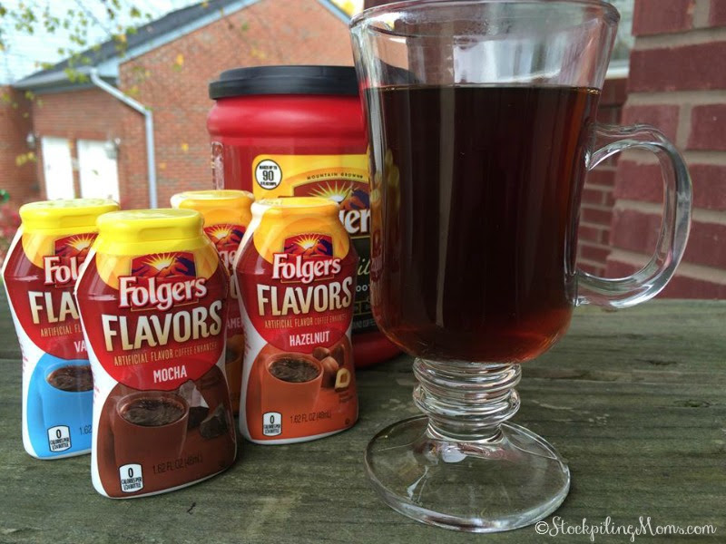 Folgers Flavors Coffee Enhancers
