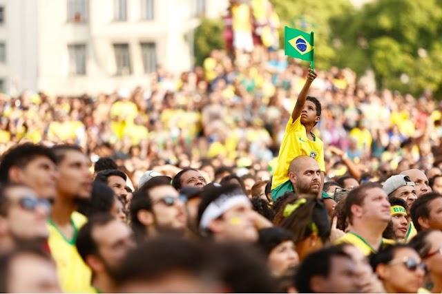 Brasil ultrapassa a marca de 210 milhões de habitantes segundo estimativa do IBGE