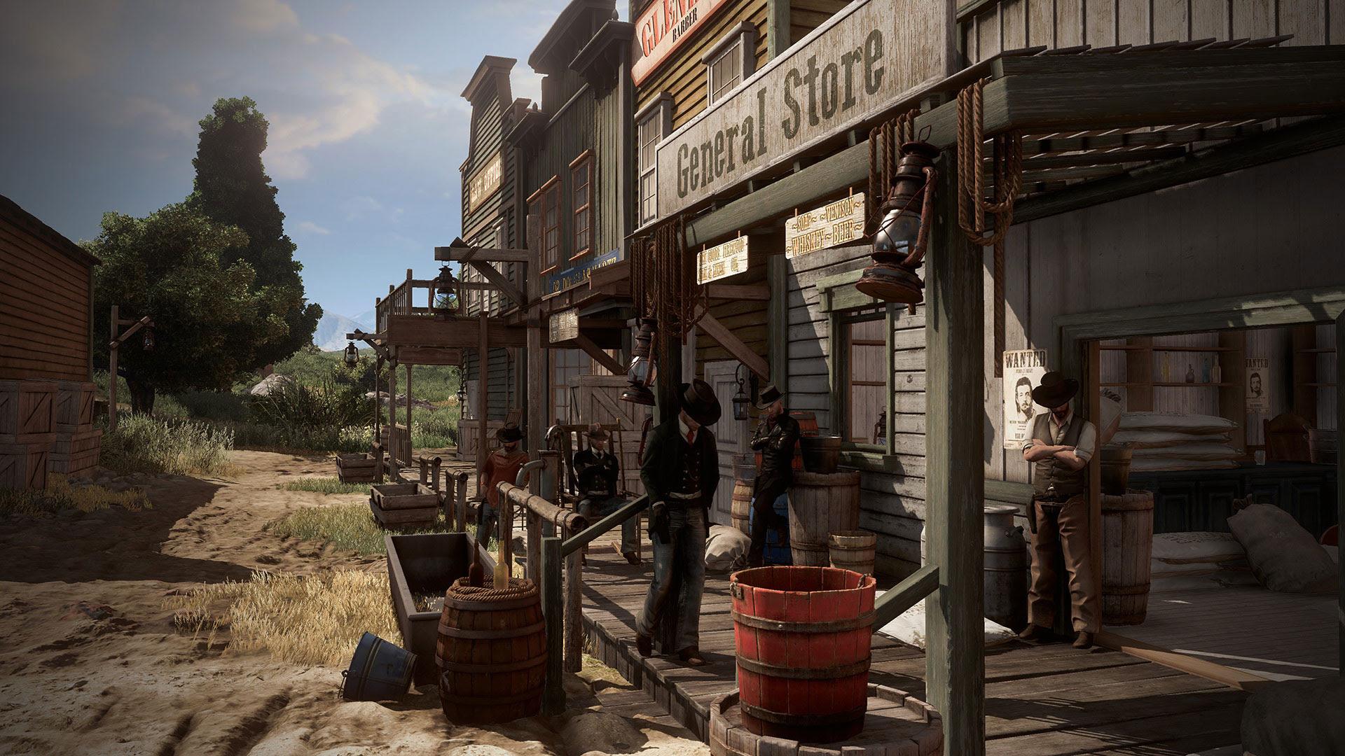 Take a gander at Wild West Online's first gameplay footage screenshot