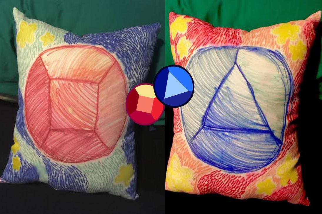 Gay Space Rocks Pillow