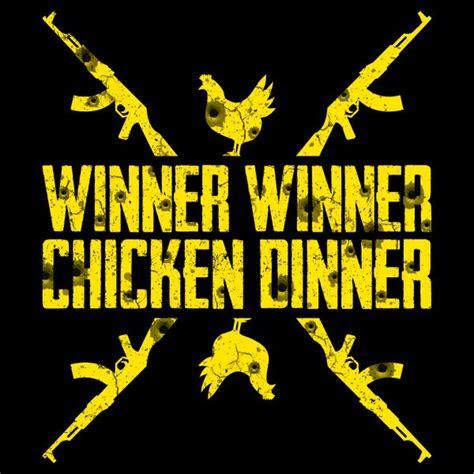 winner winner chicken dinner pubg neatoshop pubg