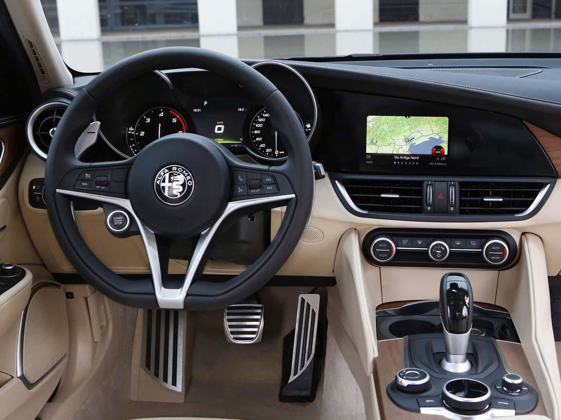 2018 ALFA ROMEO GIULIA Sedan Lease Offers - Car Lease CLO