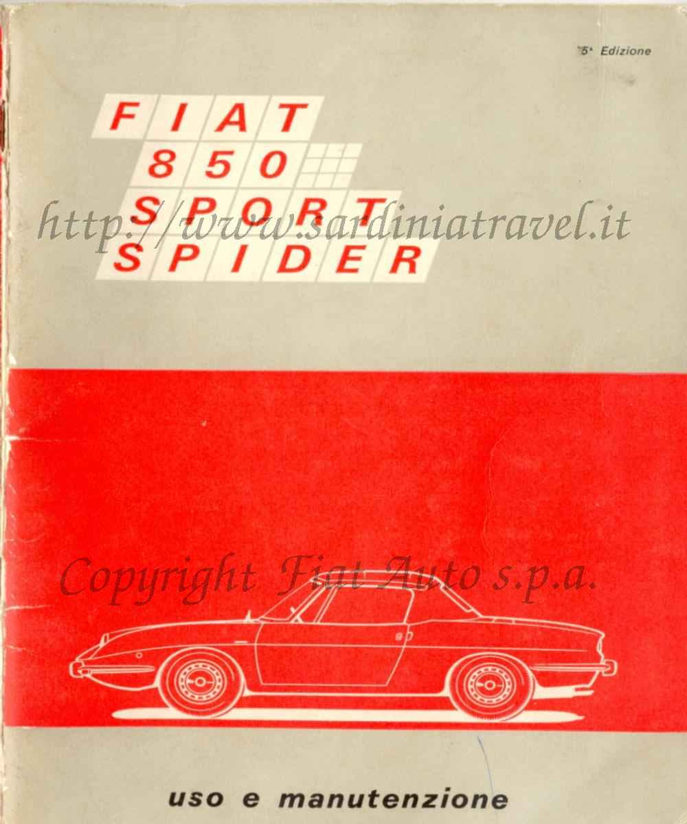 Fiat 500 D Wiring Diagram