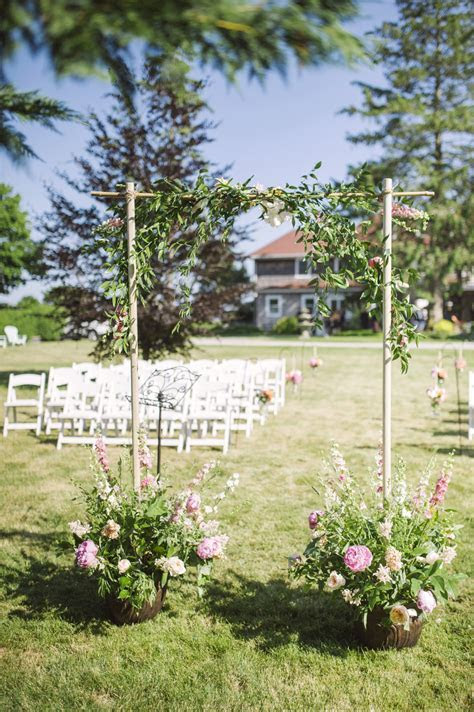 Outdoor Connecticut Wedding Shot by Tanya Salazar