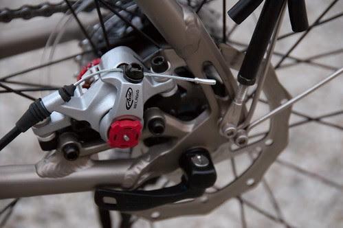 Rear brakes