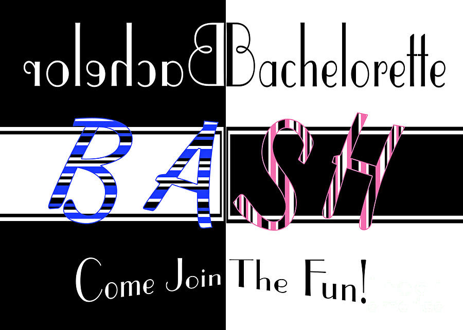 Jack Jill Bachelorbachelorette Parties
