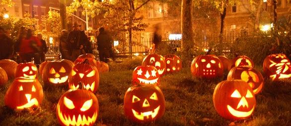Regalos y disfraces en Halloween