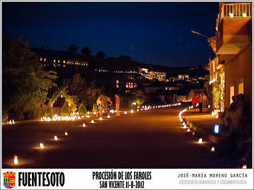 FUENTESOTO PROCESION DE LOS FAROLES 2012 by JOSE-MARIA MORENO GARCIA = FOTOGRAFO HUMANISTA Y D