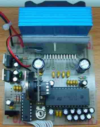 mạch hệ thống âm thanh vòm