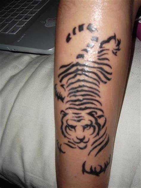 simple animal tiger tattoos designs  guys zentrader