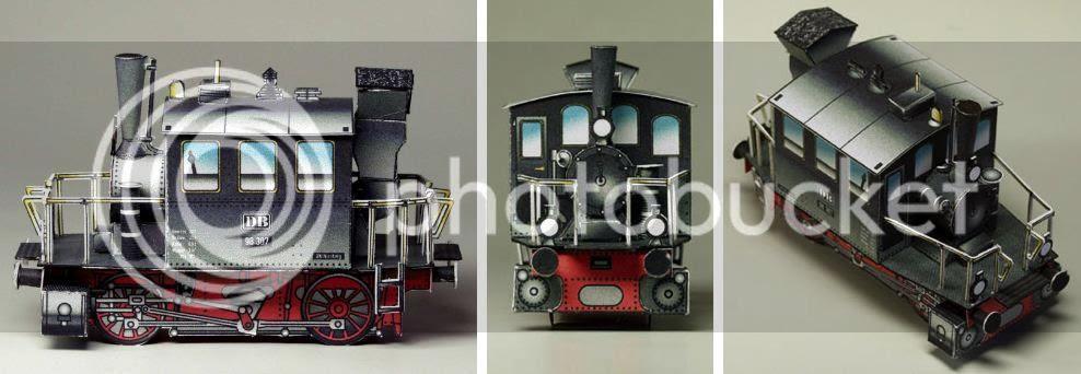 photo Bavarian State Railroad Locomotive Paper Model - via Papermau 003_zpskyu9xopc.jpg