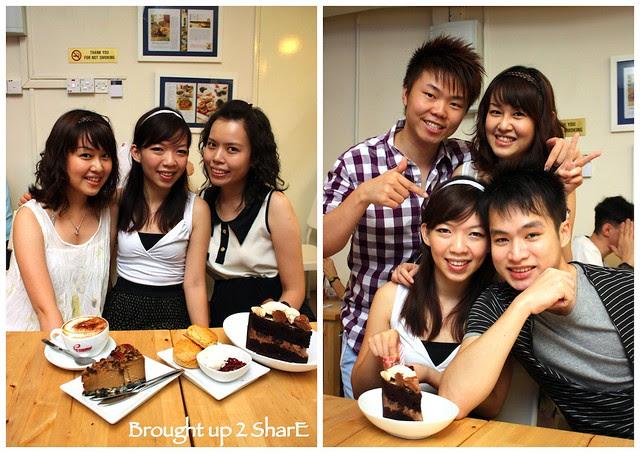 WeiZhi's BDay @ Haute Food2