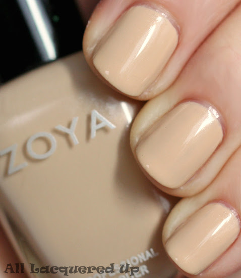 zoya cho nail polish swatch true spring 2012 1 Zoya True Spring 2012 Nail Polish Collection Swatches & Review