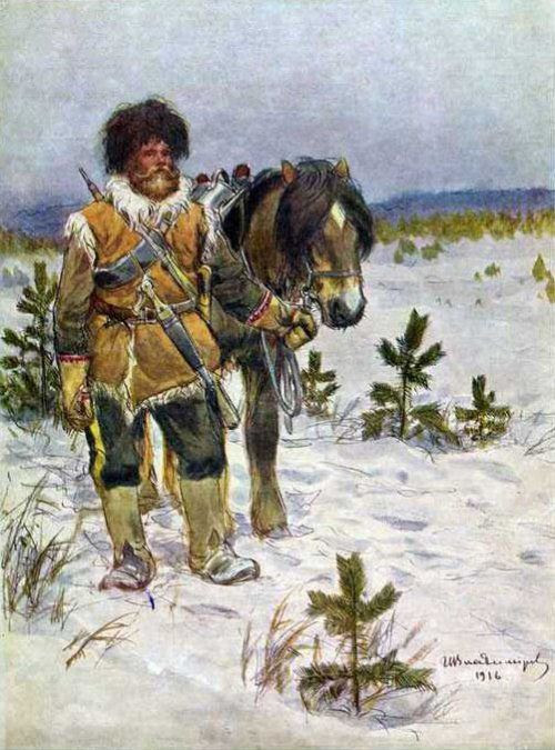 Image result for cossacks siberia