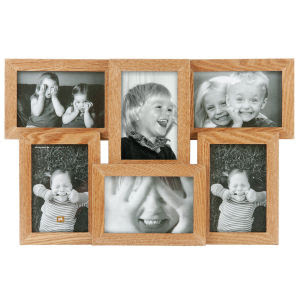 Photo Frame Collection - Wood