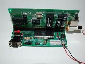 Máy chủ web với RTL8019AS và ATMega103