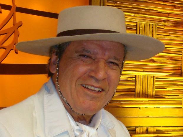 Galpão Crioulo Neto Fagundes Nico Fagundes (Foto: Divulgação/RBS TV)